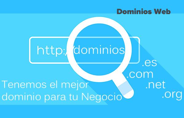 Dominios para wordpress pagina web y blogs