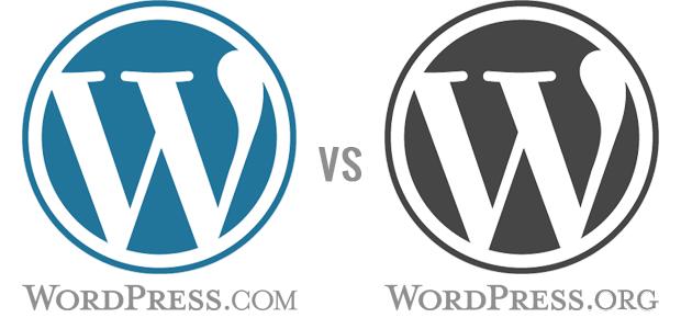 que version de wordpress elijo, wordpress. org vs wordpress.com